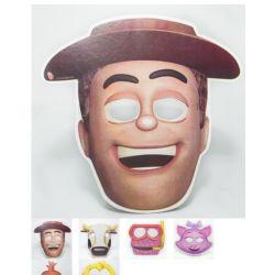 Mascaras x7 La Granja de Zenón